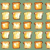 Watercolour Toast