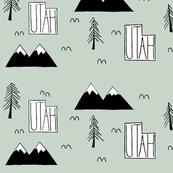 Utah Mountains | Sage