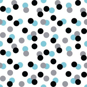 Tiny Blue Dots
