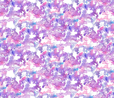 Sweet Deep fabric by artishark on Spoonflower - custom fabric