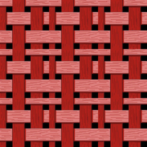 red_double_weave_6x6