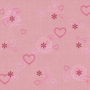 soft pink dreams