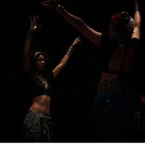 Bellydancers - Duo - American Tribal Style