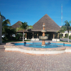 Cozumel - Fountain