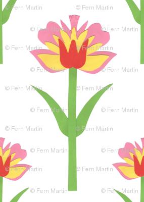Cut-Out Floral
