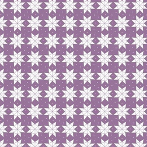 Geodesic Stars in Mauve
