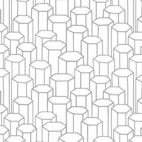 Hexagon Outline