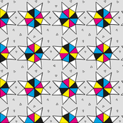 CMYK Color Wheels
