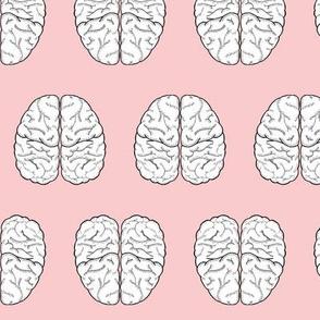 Brain Sketch | Provincal Pink