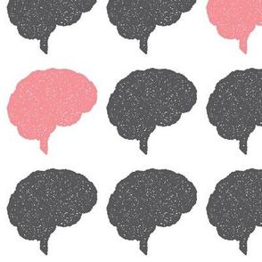 Brain Stamp | Wewak