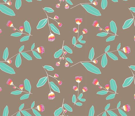 granille beige fabric by meissa on Spoonflower - custom fabric