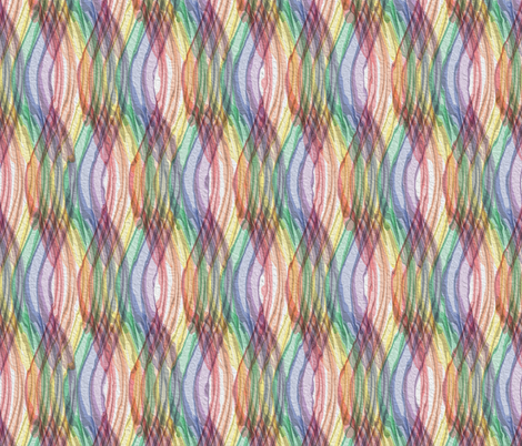 Watercolor Falls fabric by creative_madame on Spoonflower - custom fabric