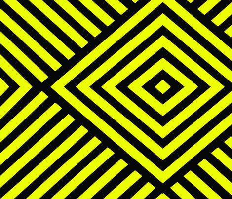 yellow-01 fabric by aspenkomski on Spoonflower - custom fabric