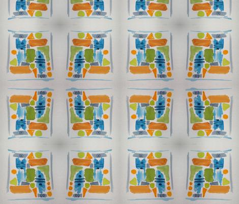 image fabric by painterlygypsy_ on Spoonflower - custom fabric