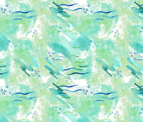 water_texture_2 fabric by suzannefs on Spoonflower - custom fabric