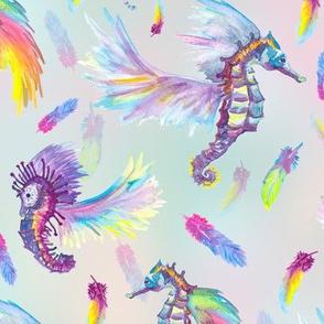 Ocean Pegasus - Half Scale