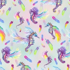 Ocean Pegasus - Quarter Scale