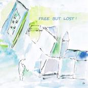 "greyhound, ""free but lost"""