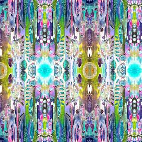Boho Lotus Design