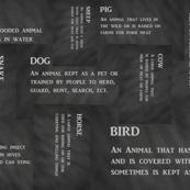 Animals Defined