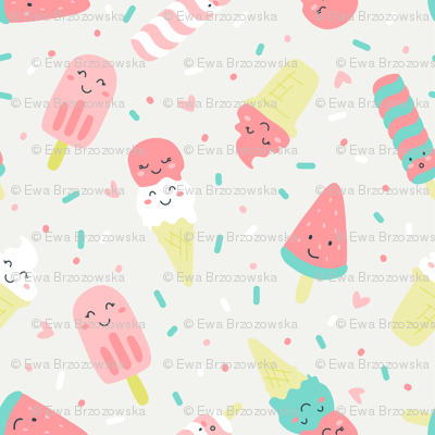 So cool - ice cream