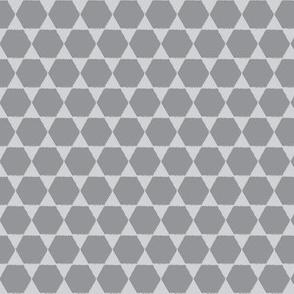 giraffe-collection---grey hexagons