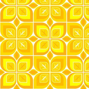 Leaf blocks yellow