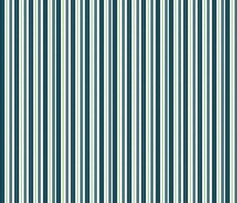 Seahawks Stripes  fabric by saint_shores on Spoonflower - custom fabric