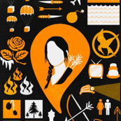 Hunger Games Icons