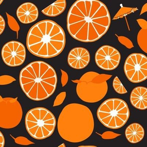 Citrus Fruit - Orange