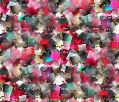 Watercolour Confetti