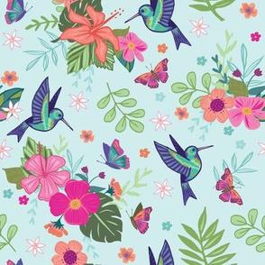 humming_bird_tropical_summer