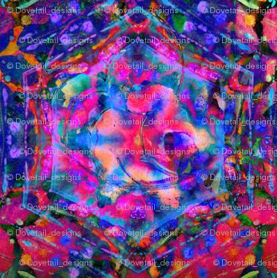 Whimsical Watercolor Resonance
