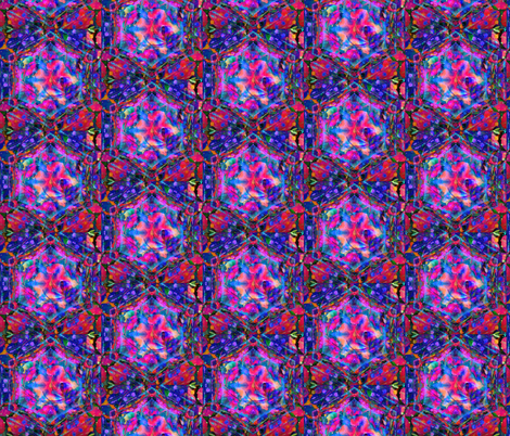 Whimsical Watercolor Resonance fabric by dovetail_designs on Spoonflower - custom fabric