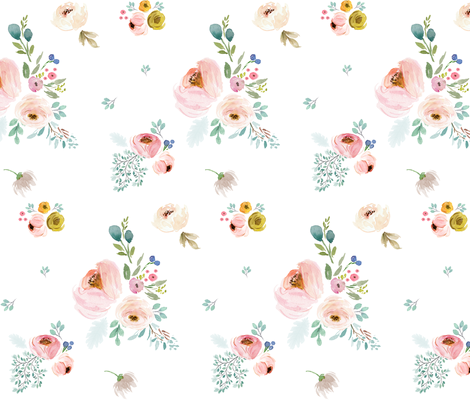 "18"" APRIL IN LOVE fabric by shopcabin on Spoonflower - custom fabric"