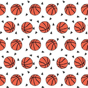 basketball fabric // sports american fabric kids sports design by andrea lauren