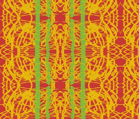 FreshPaint-8-2016 fabric by sandra_burch on Spoonflower - custom fabric