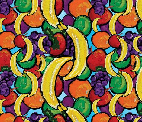 Fruit fabric by ericjonke on Spoonflower - custom fabric