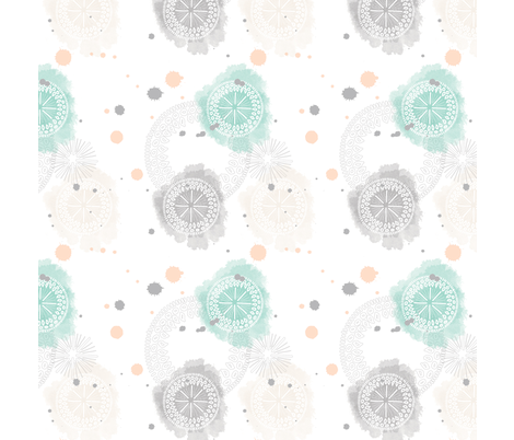 abstract_water_color_with_splash fabric by ascart on Spoonflower - custom fabric