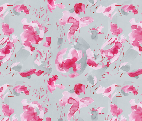 Crimson_Frolic fabric by moragmotif on Spoonflower - custom fabric
