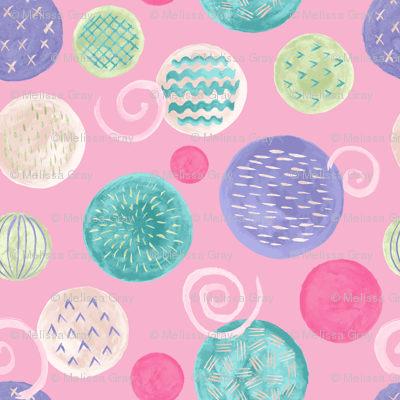 Fun with Swirls and Dots
