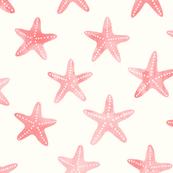 starfish - mermaid coordinate (warm)