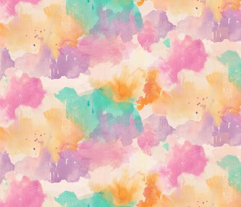 Summer Sunrise fabric by mariden on Spoonflower - custom fabric