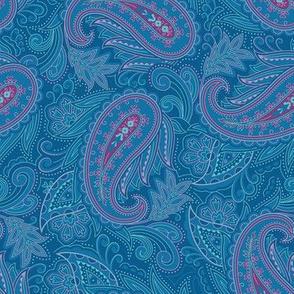 Meredith Paisley - Ocean Blue