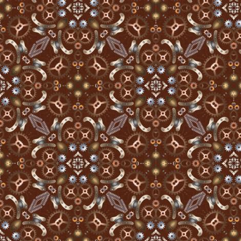 gear head II fabric by janbalaya on Spoonflower - custom fabric