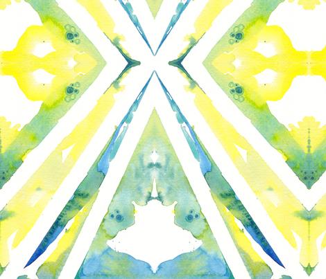 I_am_light fabric by pla_art_design on Spoonflower - custom fabric