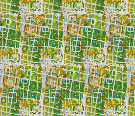 Uptown Rain fabric by vickiejofranks on Spoonflower - custom fabric