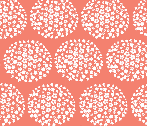 blossombombsample fabric by cotton_and_love on Spoonflower - custom fabric