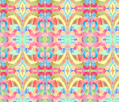abstract_watercolour fabric by anino on Spoonflower - custom fabric