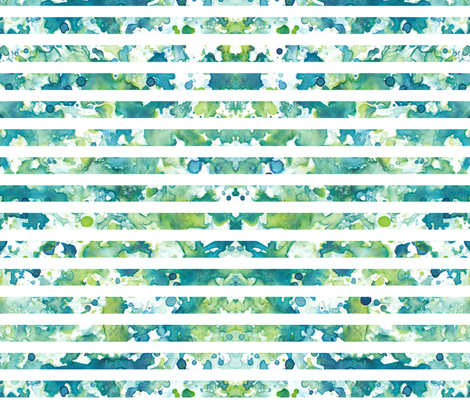 Splatter Stripe fabric by sheila_marie_delgado on Spoonflower - custom fabric